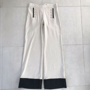 Anthropologie Leifsdottir Starboard Sailor Pants